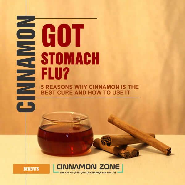 Cinnamon For Stomach Flu | Cinnamon Zone