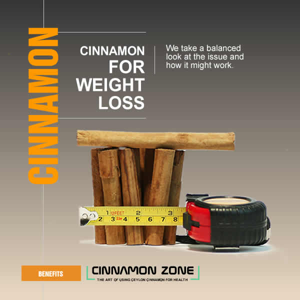 Cinnamon Weight Loss Benefits Review - 10 Ways It Helps ...